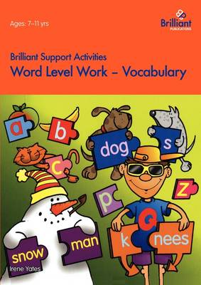 Word Level Work - Vocabulary