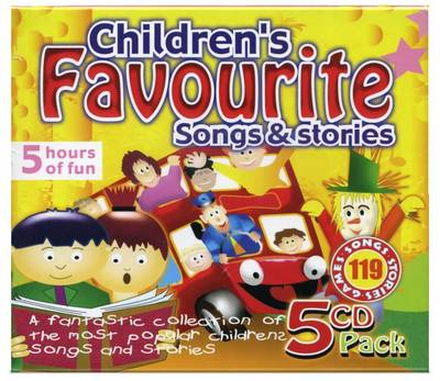 Children's Favourite Songs and Stories