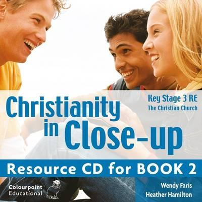 Christianity in Close-Up Book 2 CD: The Christian Church: Ccea KS3