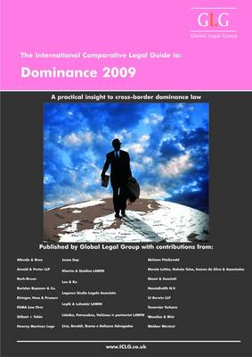 The International Comparative Legal Guide to Dominance 2009