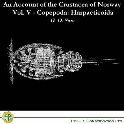 An Account of the Crustacea of Norway: Harpacticoida: v. V: Copepoda