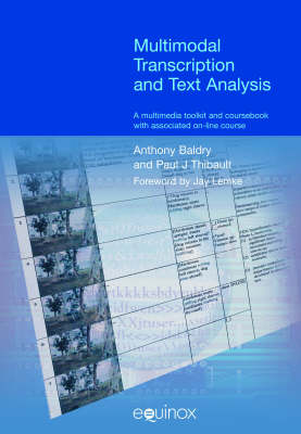 Multimodal Transcription and Text Analysis