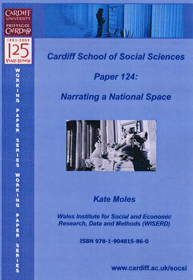 Working Paper 124: Narrating a National Space: Paper 124