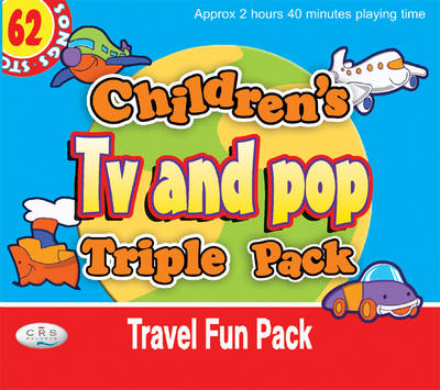 Children's TV and Pop Triple Pack: Travel Fun Pack