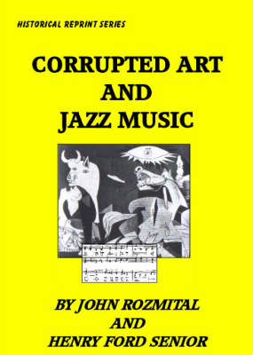 Corrupted Art and Jazz Music