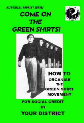 Come on the Greenshirts: For Social Credit in Your District