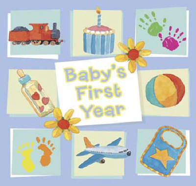 Baby's 1st Years Blue