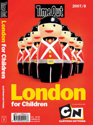 """""""Time Out"""" London for Children: 2007/8"""