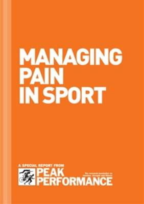 Managing Pain in Sport