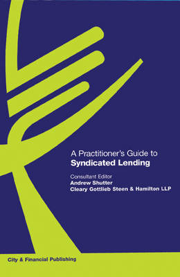 A Practitioner's Guide to Syndicated Lending