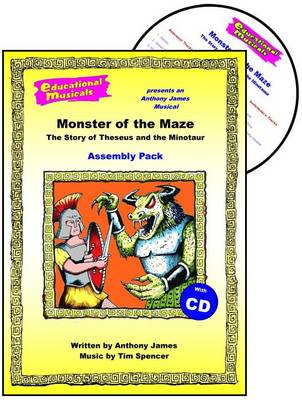 Monster of the Maze - The Story of Theseus and the Minotaur (Assembly Pack)
