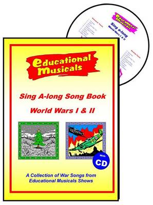 Sing A-long Song Books: World War I and II