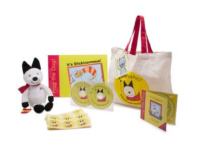 The Cat's Whiskers Deluxe Resource Bag