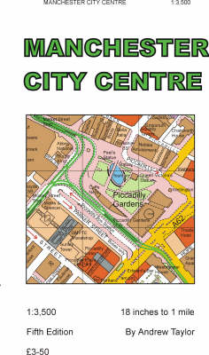 Manchester City Centre Map