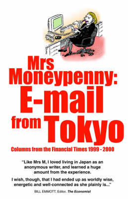 Mrs Moneypenny: E-mail from Tokyo