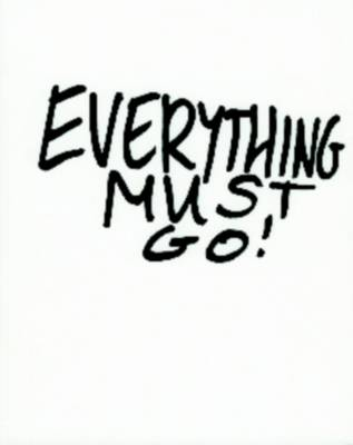 Michael Landy: Everything Must Go