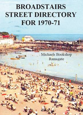 Broadstairs Street Directory for 1970-71