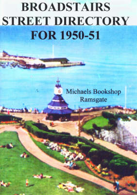 Broadstairs Street Directory for 1950-51