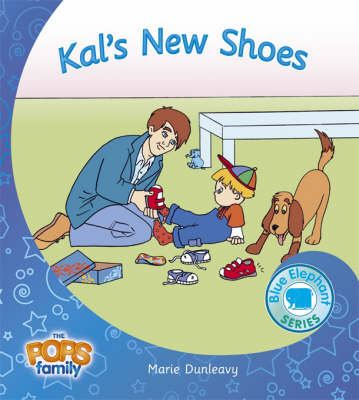 Kal's New Shoes
