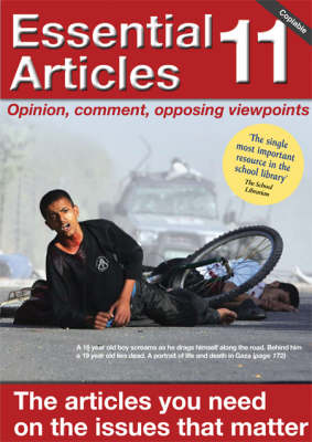 Essential Articles: The Articles You Need on the Issues That Matter: 11