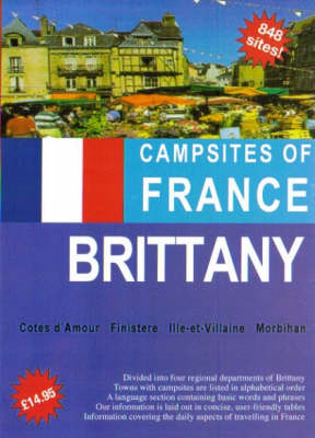 Campsites of France: Brittany