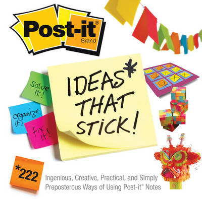Post-it Brand Ideas That Stick
