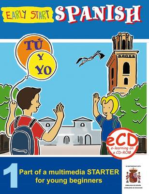 Early Start Spanish 1 Interactive CD-ROM for Schools
