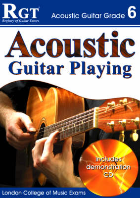 Acoustic Guitar Playing: Grade 6