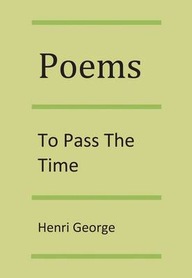 Poems to Pass the Time