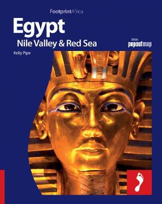 Egypt, Nile Valley & Red Sea Footprint Full-Colour Guide