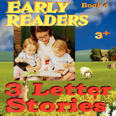 Early Readers 3 Letter Stories