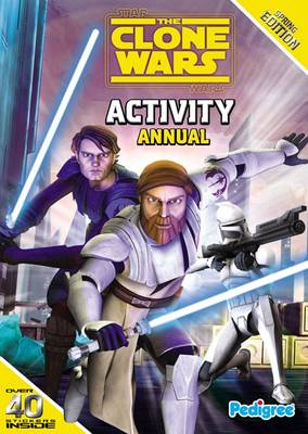 Clone Wars Spring Activity Annual 2009: 2009: Spring 2009