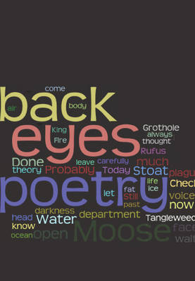 Back Eyes Poetry: Poems