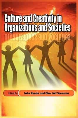 Culture and Creativity in Organizations and Societies (PB)