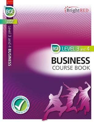 BrightRED Course Book Level 3 and 4 Business