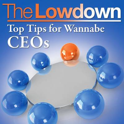 Top Tips for Wannabe CEOs