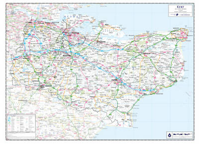 Kent County Planning Map: No. 1A
