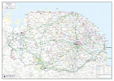 Norfolk County Planning Map: No. 1A