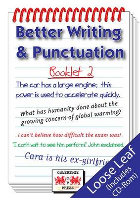 Better Writing and Punctuation: Booklet 2