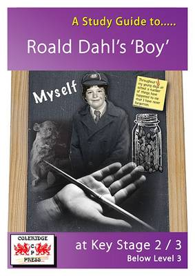 A Study Guide to Boy by Roald Dahl at Key Stage 2 to 3: Below Level 3