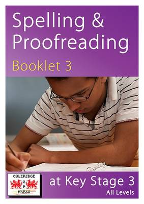Spelling & Proofreading: Booklet 3