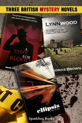 Three British Mystery Novels
