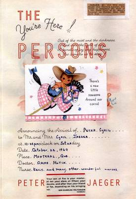 The Persons: Peter Jaeger