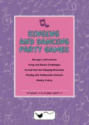 Singing and Dancing Party Games