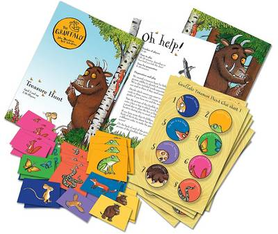 Gruffalo Treasure Hunt