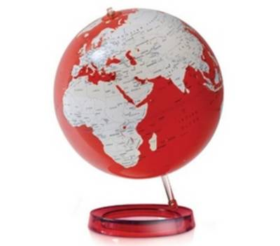 Colour Globe Red: Colour Red