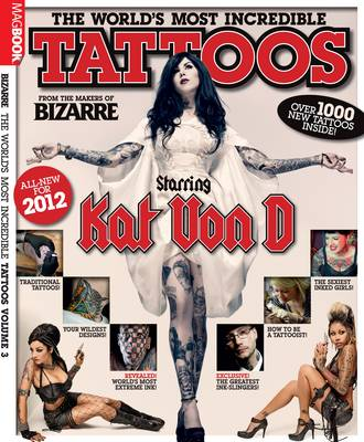 World's Most Incredible Tattoos: v. 3