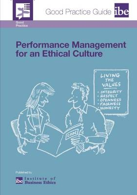 Performance Management for an Ethical Culture