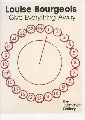Louise Bourgeois - Has the Day Invaded the Night or the Night Invaded the Day DVD