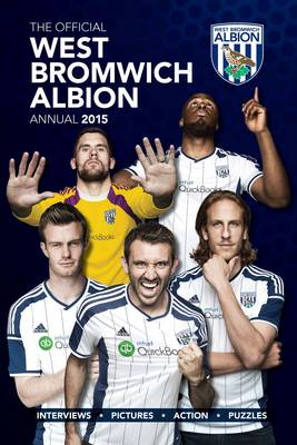Official West Bromwich Albion FC 2015 Annual